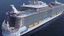 Люксовые Круизы от Инкрузес на Лайнере-Гиганте Royal Caribbean Symphony of the Seas!