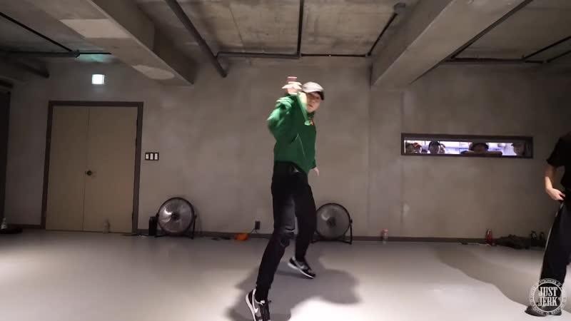 Just Jerk Dance Academy Stranger Things - Joyner Lucas, Chris Brown / Kasper Choreography