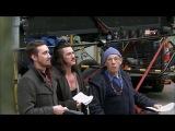 самые шикаррные геи вселенной ^-^ Ли Пейс,Люк Эванс и Иэн Маккеллен :D (Coub)