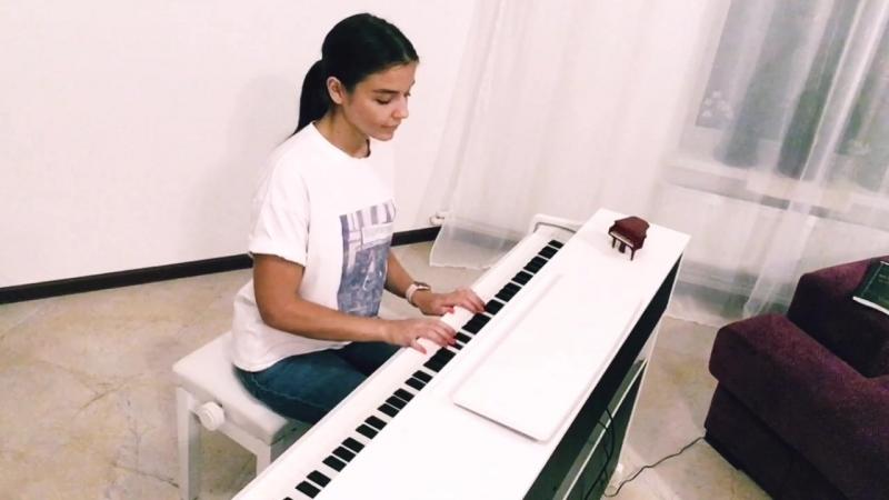 Алина Виардо - ЛЮБОВЬ - МОРЕ (PIANO version)
