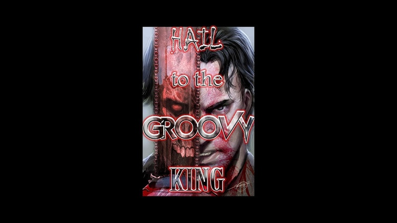 Hail to the Groovy King Tribute to the Ash Williams Space Truckin'