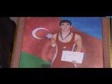 Suriyada olen gulesci Ceyhun Bayramov - alin yazisi
