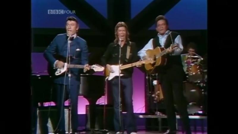 Carl Perkins Eric Clapton Johnny Cash Matchbox
