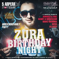5 апреля / BURLESQUE / ZURA BIRTHDAY NIGHT