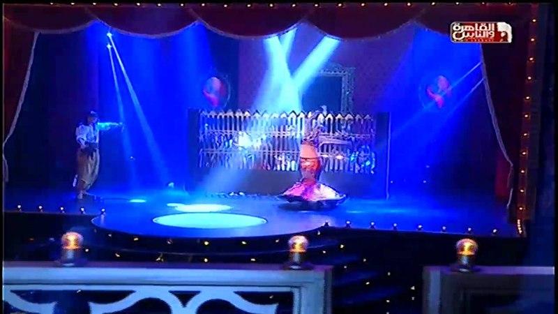 رقصة ايريال فى الراقصة The Belly Dancer على القاهرة_و157