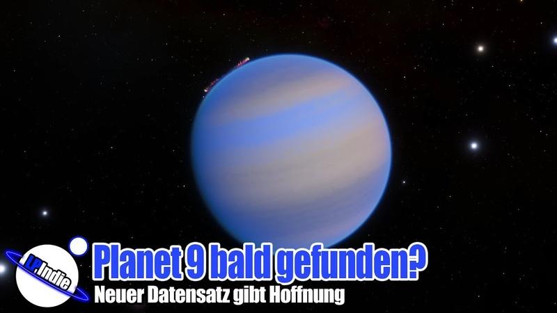 Planet 9 bald gefunden? - Neuer Datensatz gibt Hoffnung