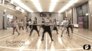 Eso.Xopreme - Low Tides - Salsation® choreography by SMT Grace Casalino
