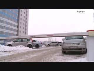 Рассказываем, как предлагают решить проблемы с парковками в Барнауле