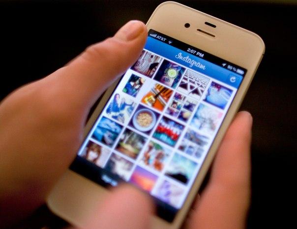 Социальная сеть фотографий instagram