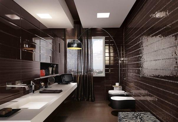 for Small mens bathroom ideas