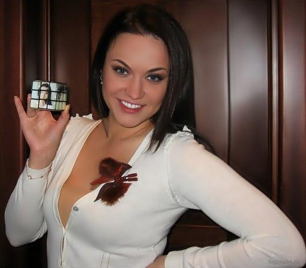 Мария Берсенева обнажилась перед фотокамерой и с удовольствием попозировала