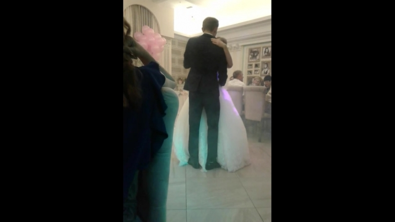Самый красивый белый танец жениха и невесты♥♥♥