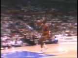 Michael Jordan Historic Free Throw Line Dunk