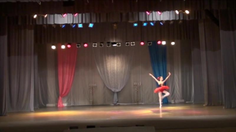 47 - Вариация Медоры из балета Корсар (Арина Колобова, старшая группа)