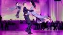 Madis Abel - Aleksandra Galkina   2018 PODF - Night Of Nine, Prague   Showcase English Waltz