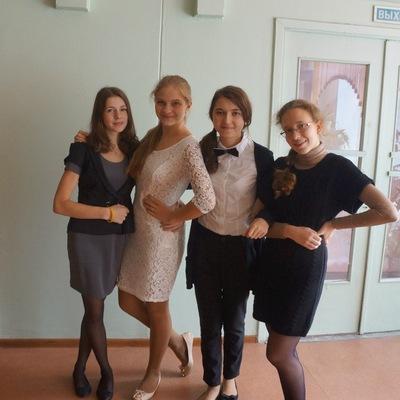 Ксюша Шибаева, 28 января , Москва, id151493850