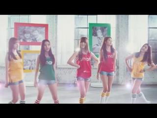 [ENG SUB] BTS X GFRIEND Family song MV smart schoo