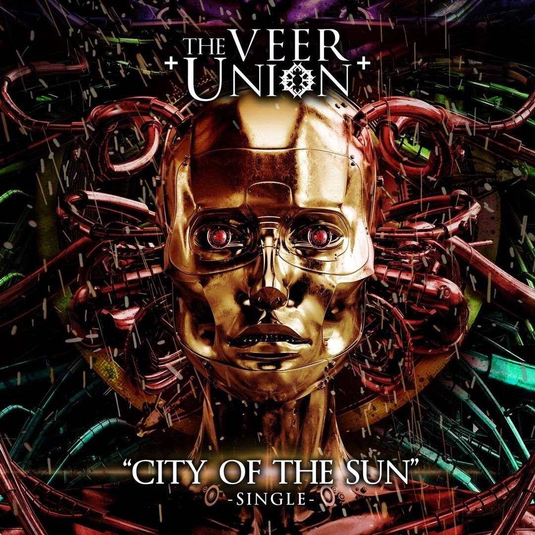 The Veer Union - City of the Sun [Single] (2018)