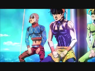 JoJo's Bizarre Adventure|Golden Wind Passione Dance|Big Bang|Gang Torture Dance