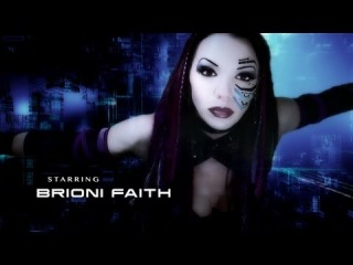 CYBER SEX - Brioni Faith // The Official Music Video // Industrial Dance