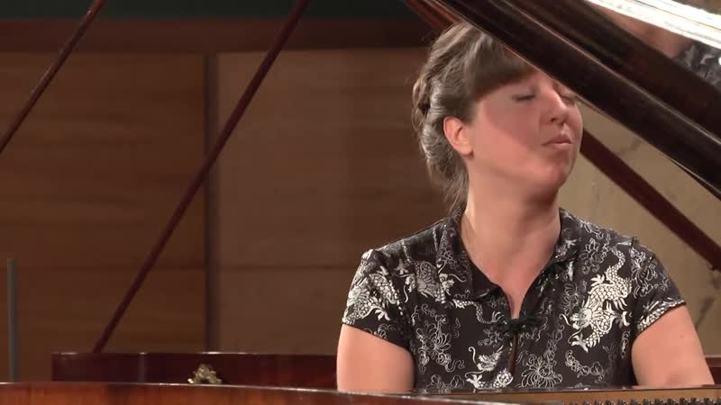 887 J. S. Bach – Prelude and Fugue in G-sharp minor, Well-Tempered Clavier II n. 18, BWV 887 - Anna Hajduk-Rynkowicz, piano