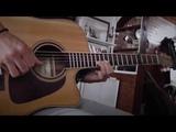 I'm On Fire Bruce Springsteen acoustic cover Hvetter