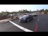 3000 л.с. BUGATTI CHIRON 2x за 500 МЛН РУБ ( ! ) дом Ferrari в Pebble Beach. SHM