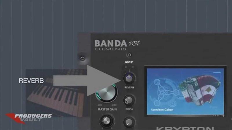 Banda Elements VSTi Manual como utilizarlo despues de instalarlo producers vault