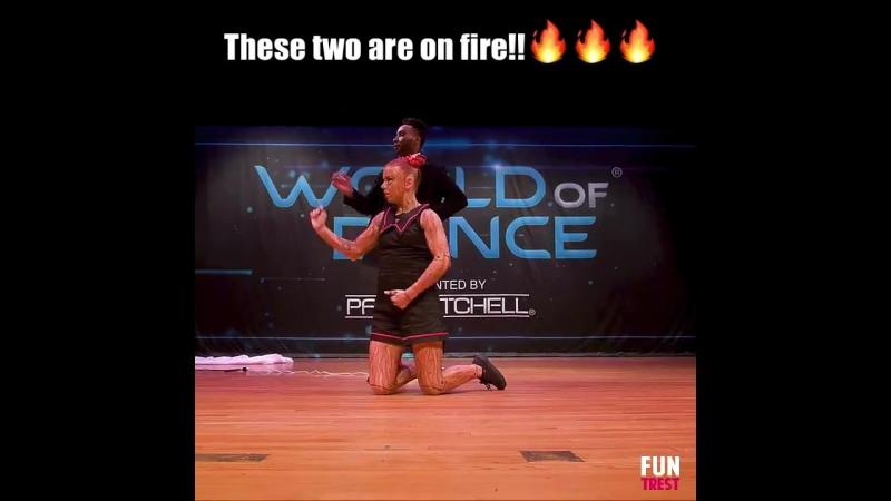 Удивительные танцевальные представления