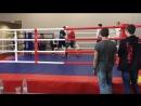 Финальный бой Белов А В Лига Бокса
