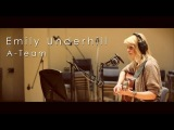 Midnight Sessions Ed Sheeran 'A-Team', Cover by Emily Underhill