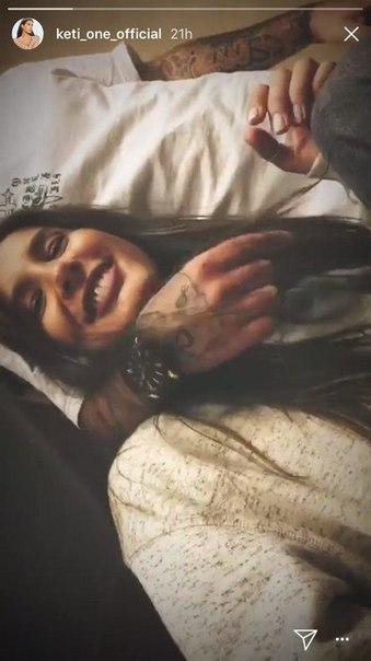 Кети Топурия опубликовала новое видео с Гуфом, но фанаты недовольны