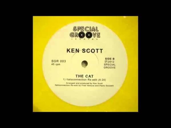 Ken Scott - The Cat [ Italoconnection Re Edit ] New Italo Disco 2012 (HIGH QUALITY)