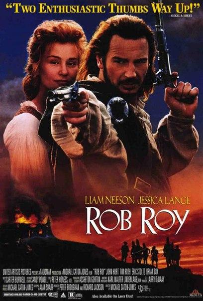 Rob Roy. La pasión de un rebelde