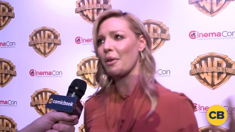 EXCLUSIVE Interview Katherine Heigl - CinemaCon