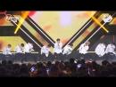 180809 Официальный фанкам с выступления Stray Kids с песней Insomnia на M!Countdown.