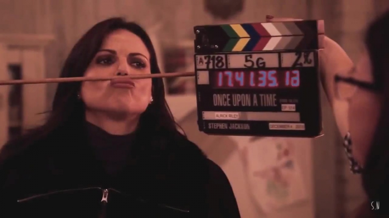 ❖ Once upon a time -- Rus crack -- Humor -- Lana Parrilla