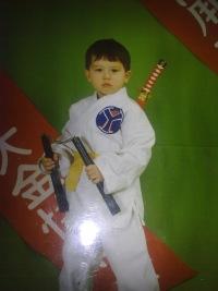 Юрий Князев, 15 июня 1995, Красноярск, id53175463