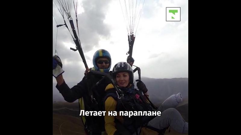 Екатерина Парафиева решилась на экстрим