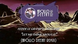 FEDDE LE GRAND vs. IDA CORR - LET ME THINK ABOUT IT (APOLLO DEEJAY REMIX)