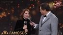 Letícia Colin vence prêmio de Atriz Coadjuvante e dá show em discurso: ''Amo contar histórias''