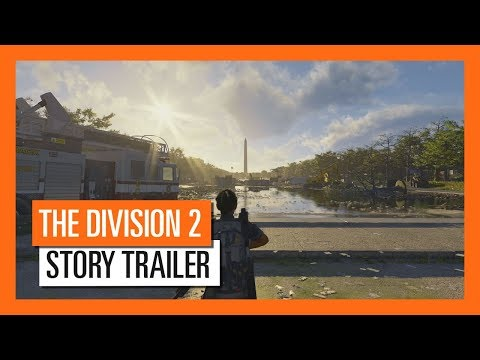 OFFICIAL THE DIVISION 2 STORY TRAILER