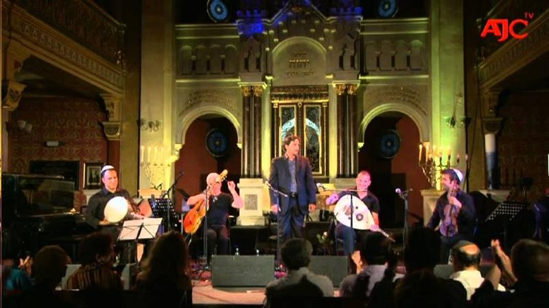 ליאור אלמליח - פסטיבל היהודי קרקוב 2011 Lior Elmaleh - Krakow - poland