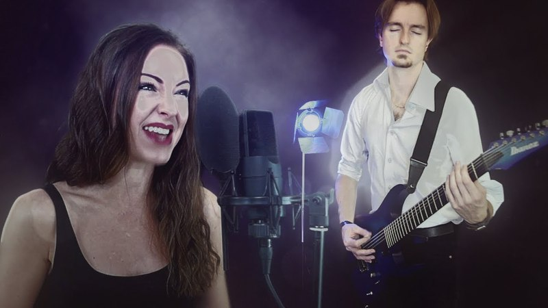 🎸 WITHIN TEMPTATION - In The Middle Of The Night 🎤 Cover by Alex Luss feat. Minniva