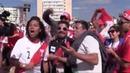 PERU Fans in Saransk Fifa World Cup 2018 ПЕРУАНЦЫ в Саранске на Чемпионате Мира по Футболу 2018