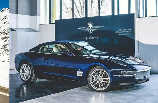 Итальянское ателье превратило кабриолет Maserati в гранд-турер Sciàdipersi