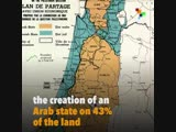 Today in 1947, the United Nations issued a plan to partition Palestine into two states for Arabs and Jews. It set off a series o