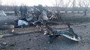 На мине в Донбассе подорвался микроавтобус с пассажирами