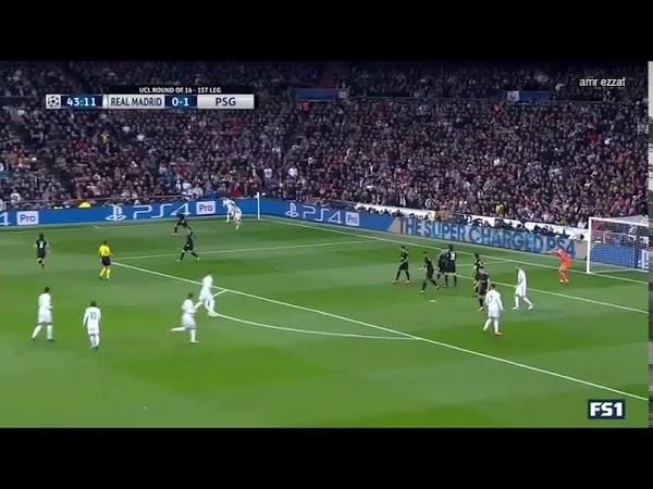 Kross was offside before he got Penalty vs PSG 20172018