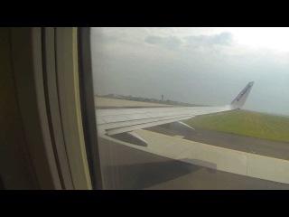 Наш політ в Італію